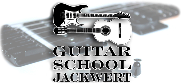 Guitar School Jackwert - Guitar Education in Peine and Braunschweig